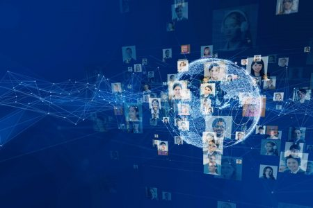 Global,Communication,Network,Concept.,Worldwide,Business.,Diversity.